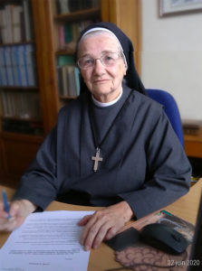 Sœur Geneviève-Agnès POINSOT