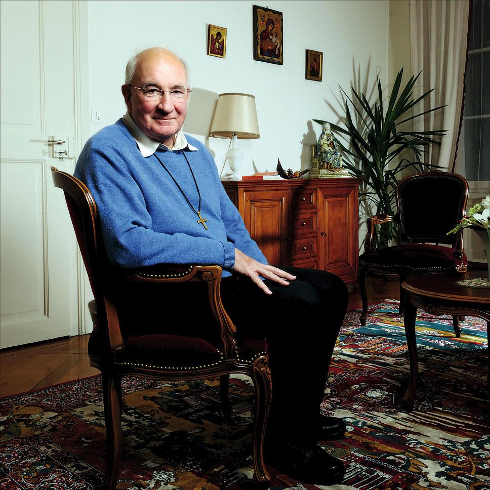 M. le Chanoine Claude Ducarroz